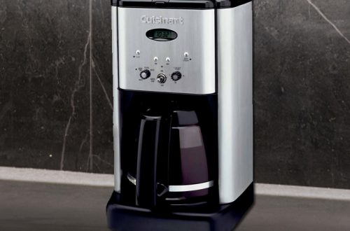 how to clean cuisinart coffee machine