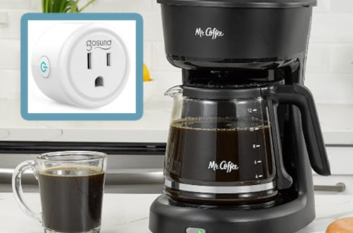 best smart plug for coffee makers