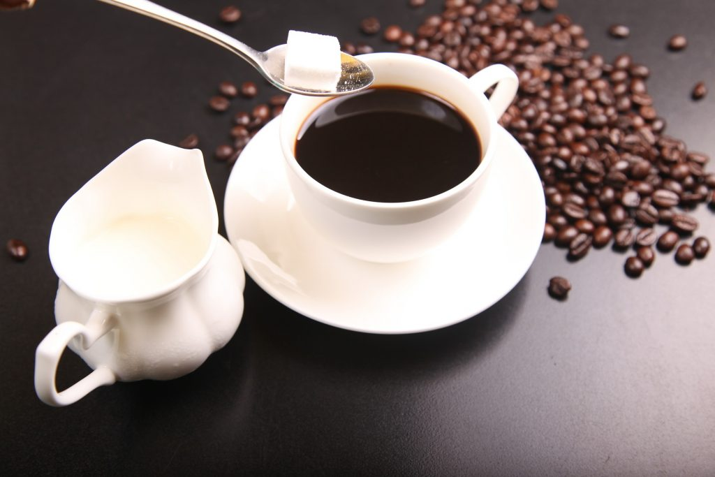 how to use coffeemaker with milkith milk