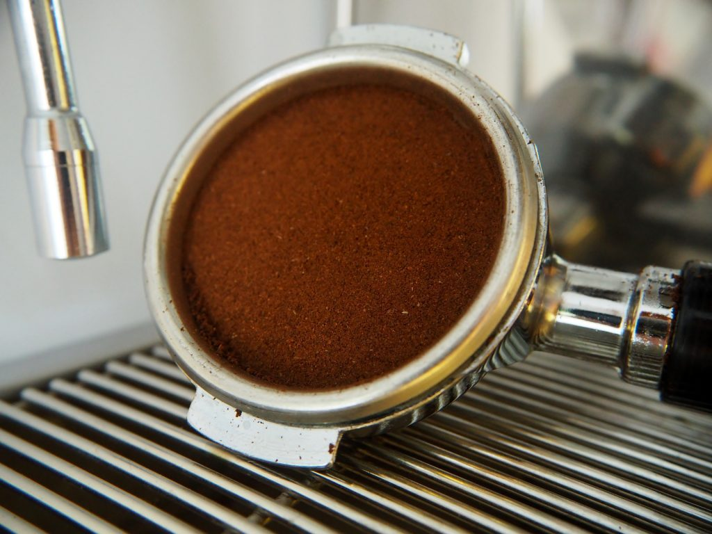 is eating coffee grounds bad for you